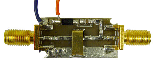 2400 MHz AMPLIFIERS