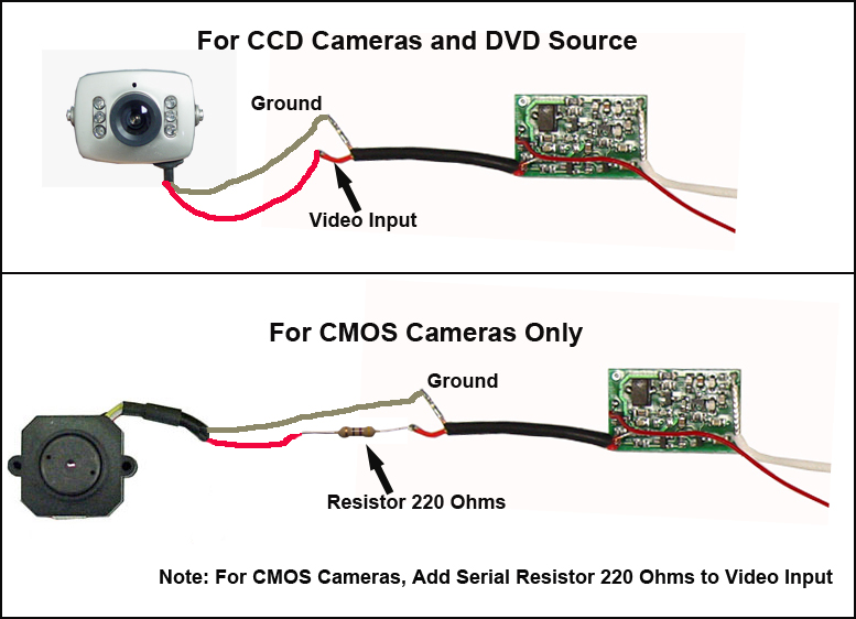 ch59hook2 ch59 video transmitters cmos camera wiring diagram at gsmportal.co